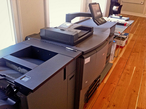 HP Copier Repair Service
