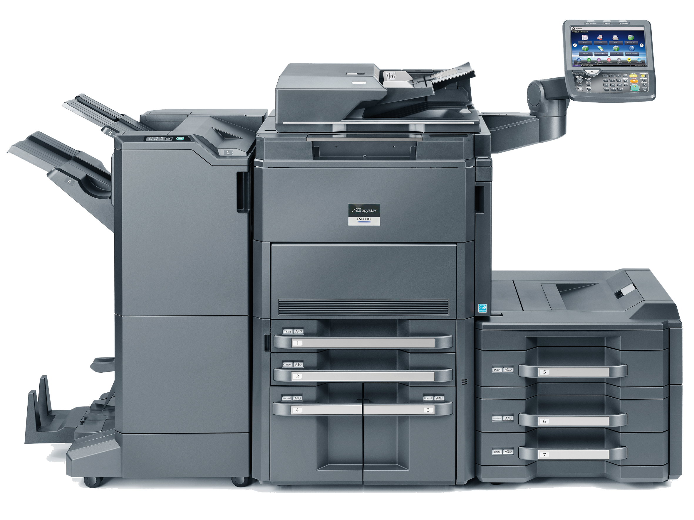 Panasonic Copystar Copier Lease