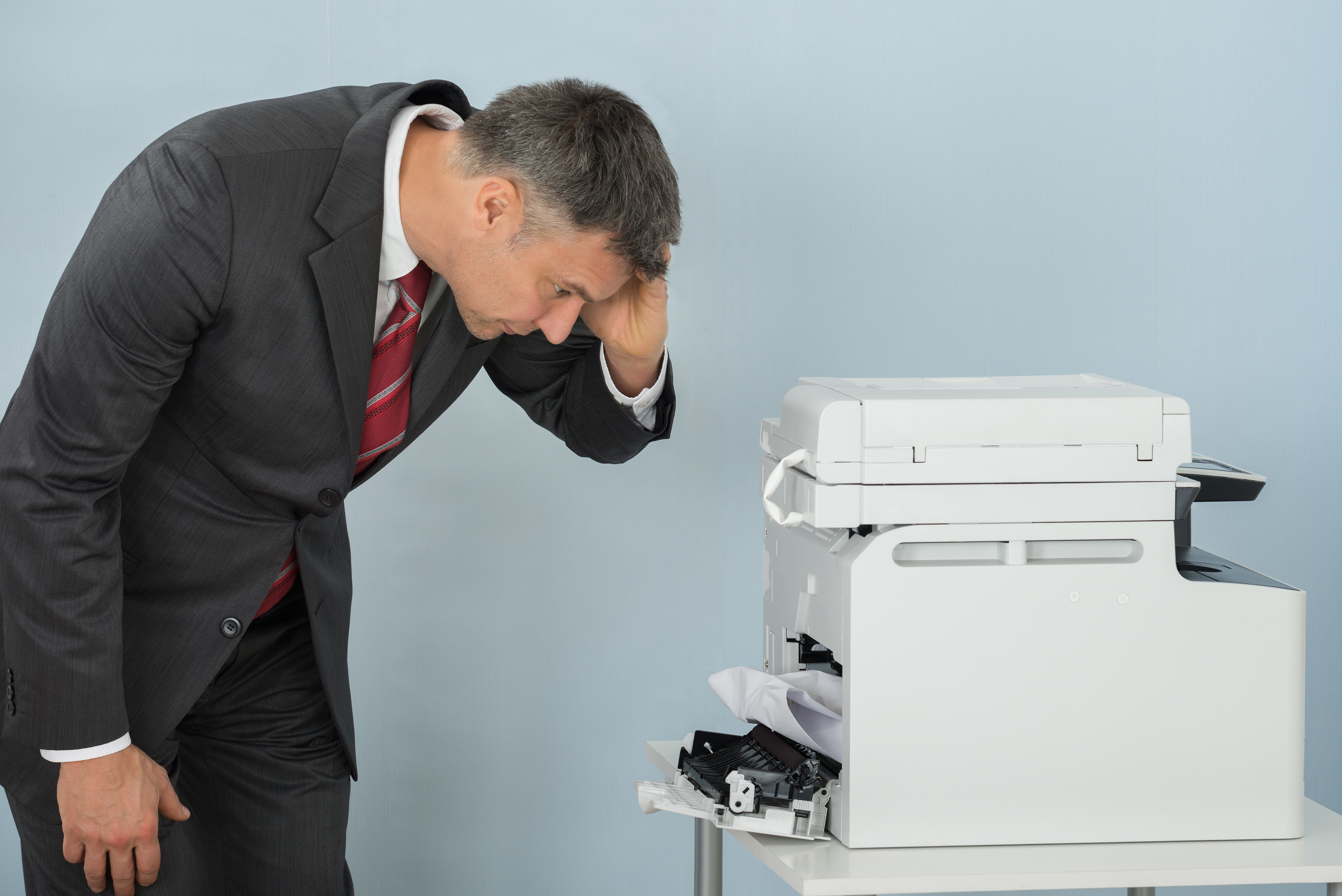 Hewlett Packard Copy Machine Leasing